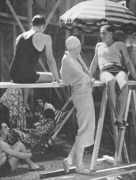 Maillots de bain des ann es 1930 2eme partie lire - Maillot de bain des annees 30 ...