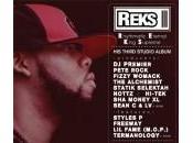bref Reks, Malcolm & Martin, Show, K.R.I.T.