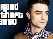 MOVIE Daniel Radcliffe casting téléfilm vidéo Grand Theft Auto
