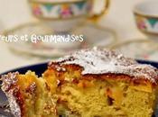 Gâteau Yaourt Pommes.