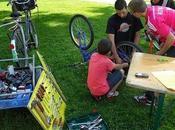 Atelier Vélo Participatif ouvre portes Cronenbourg