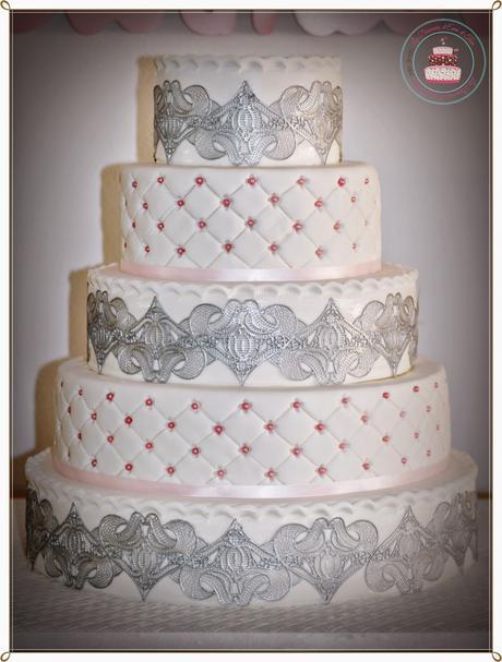 Materiel Pour Realiser Wedding Cakes