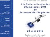 COGIBOT, invité jury finale 2015 Olympiades Sciences l'ingénieur