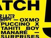 Snatch Five Major Lazer Soundsystem, Oxmo Puccino Tahiti Boy, Manaré Surprise L'Electric