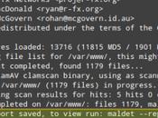 Installer configurer Linux Malware Detection
