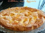Miam Gâteau moelleux agrumes