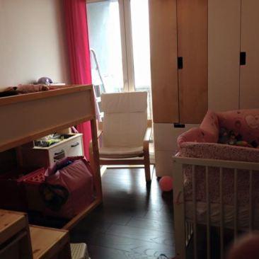 1 chambre pour 2 enfants la chambre de nos filles lire - Amenager petite chambre pour 2 filles ...