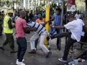Violences xénophobes pays Nation Arc-en-ciel