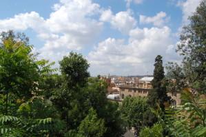 Piazza del Populo - Piazza di Spagna - Villa Borghese