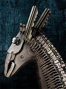 Les sculptures de Juan Carlos Federico
