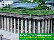 Paris Salon l'environnement métiers durables