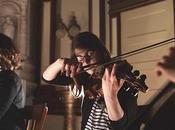 Tambour: thérapie musicale dans maison Dieu