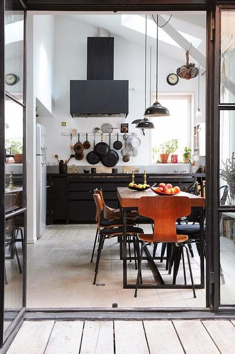 Idee Couleur Chambre Bebe Garcon : Agencer Petite Cuisine Cuisine Cuisines Americaines Cuisiness Design