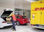 Audi, Amazon ensemble pour faciliter livraisons d'achats ligne