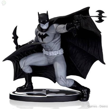 Noir et blanc Batman: Frank Miller  Batman  Catawiki