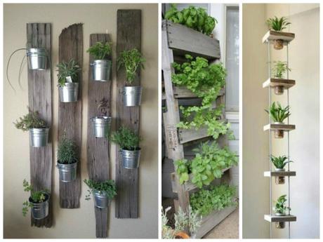 Tendance d co faites entrer la nature voir for Suspension pour plante exterieur