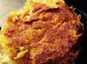 Jolie galette recette vegetarienne