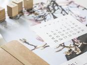 [diy] calendrier 2015