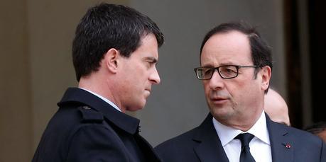 POLITIQUE > Popularité : François Hollande (30%) et Manuel Valls (40%) gagnent… un point