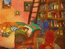 L'artiste Coréenne Puuung illustre petits moments amoureux