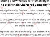blockchain pour gérer parts société