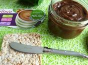 pâte tartiner chocolat praliné seulement 100kcal/100g (diététique, hyperprotéinée allégée)