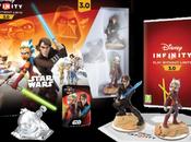 Disney Infinity Star Wars date sortie pack démarrage