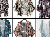 SÉLECTION SHOPPING Spécial Kimonos