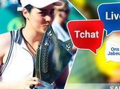 Jabeur Live chat,