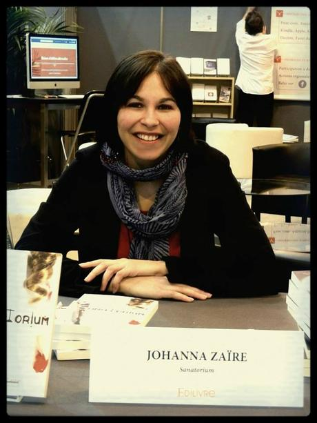Interview de Johanna ZAÏRE