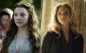 Margaery Tyrell - Jamie Moriarty/Irene Adler