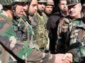 GUERRE SYRIE. L'armée arabe syrienne reprend haut main ville Qalamoun