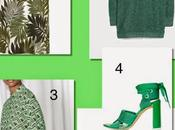 Shopping list: love green