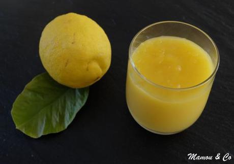 Lemon curd sans beurre paperblog - Lemon curd sans beurre ...
