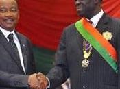 Nouvelle frontière Burkina Faso-Niger communes changeront pays