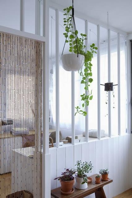 dossier d co des id es pour s parer les pi ces sans cloisonner les espaces voir. Black Bedroom Furniture Sets. Home Design Ideas