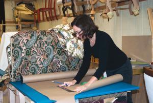 Rembourreur un m tier qui rena t paperblog for Ecole du meuble montreal