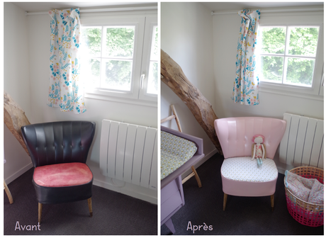 Comment peindre un fauteuil en simili cuir - Comment nettoyer un canape en cuir blanc ...