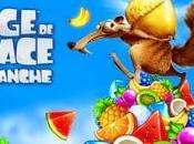 L'Age Glace Avalanche disponible gratuitement iPhone iPad