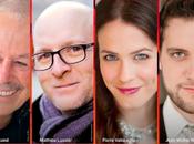 Zémire Azor Violons Roy, l'ode symphonie Christophe Colomb Félicien David Festival Classica l'édition Chant Concours musical international Montréal 2015