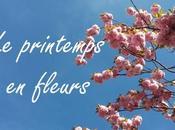 printemps dans jardins