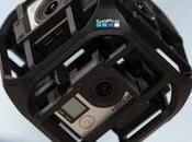 GoPro mise réalité virtuelle drones