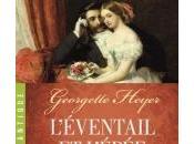 L'éventail l'Épée Georgette Heyer