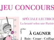 Jeu-concours tentez remporter trois séances coiffure salons Davo Paris Lyon