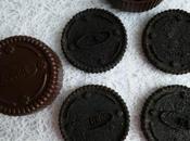 """""""Oréo"""" maison hyperprotéinés cacao noir fourrés coco cookie cream (végan, diététique, sans gluten beurre sucre oeuf)"""