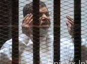 Egypte confirmation peine capitale Morsi reportée