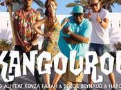 Kenza Farah 'Kangourou', nouveau single avec