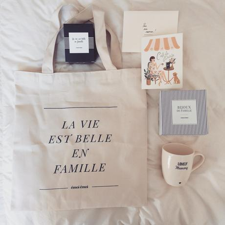 Ma première fête des mamans, Emoi Emoi, Rifle Paper Co, Lovely Small Things, LovelySmallThings