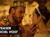 News Première bande-annonce pour «Macbeth»