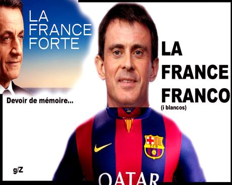 Manuel Valls, ce Sarko de la Gôche Tapas